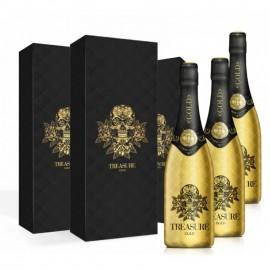 Treasure Gold Pack 3 BTL x 75 cl
